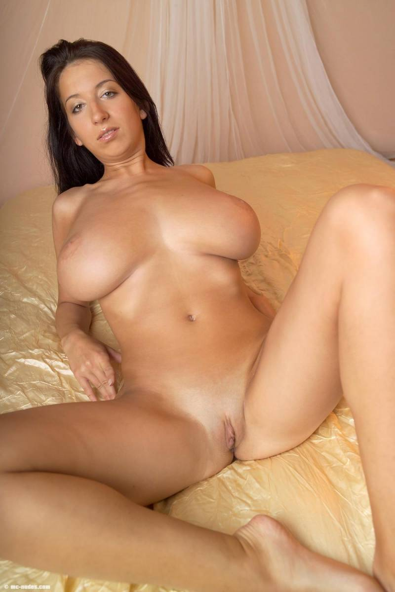Busty brunette part 4