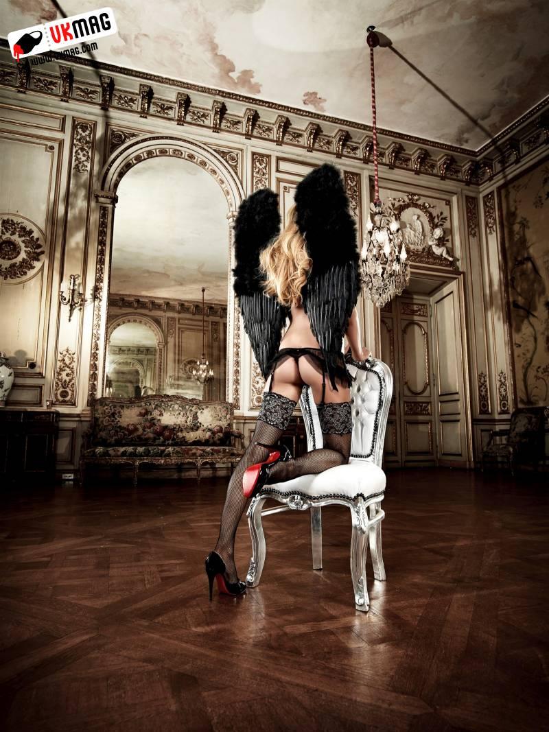 Elle Liberachi  Baci Lingerie - VK Magazine