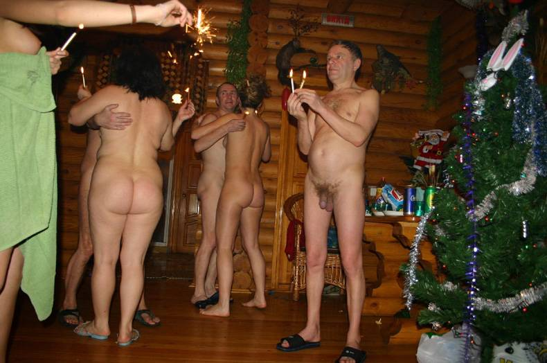Family Gym Nudist Games  realnudistbiz